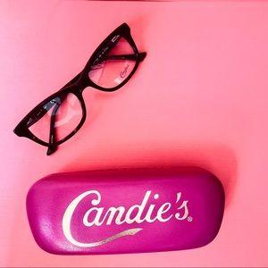 Candie's Havana Brown Eyeglasses 0103- 056